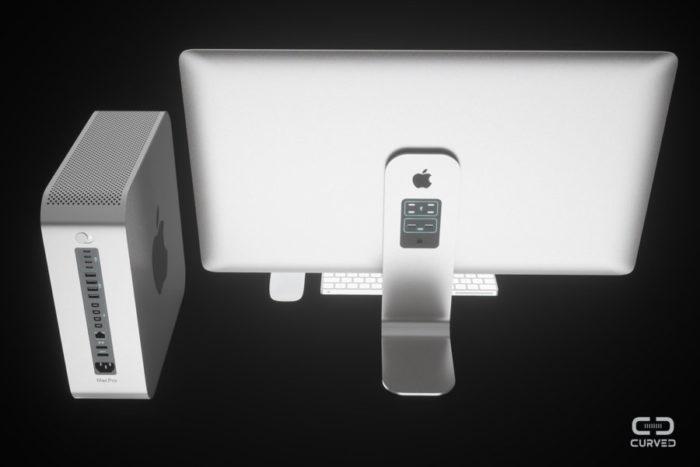 puertos mac pro 2018