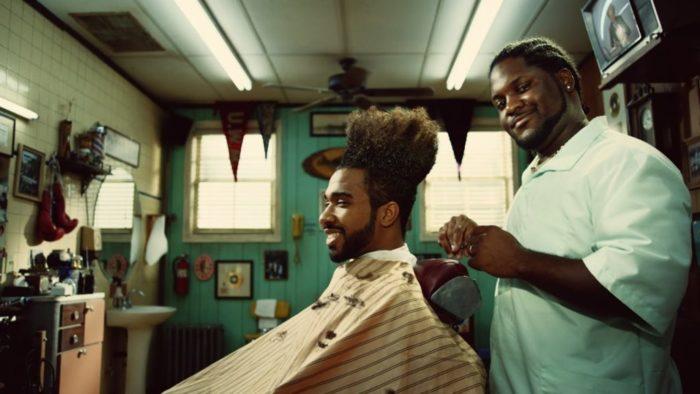 Barbers Apple video