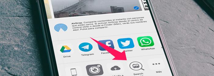 Cómo hacer búsqueda de imágenes en Google desde cualquier app en tu iPhone