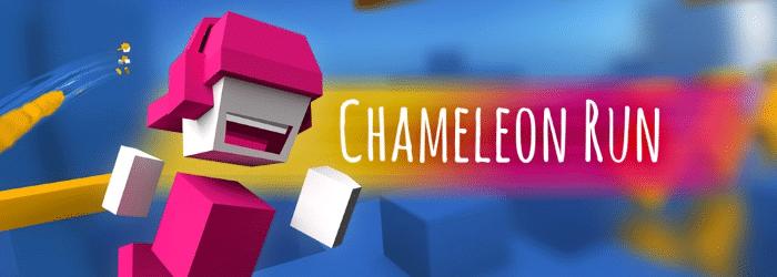 Descarga gratis el juego de Chameleon Run gracias a Apple