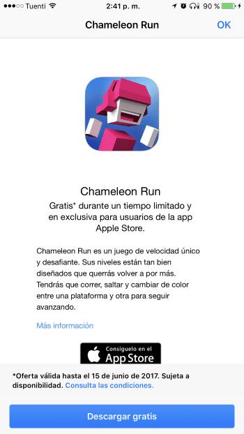 Descripcion de la app