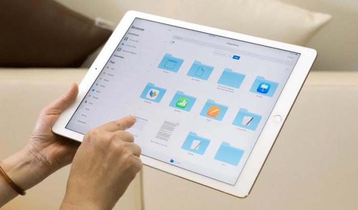Files iOS 11