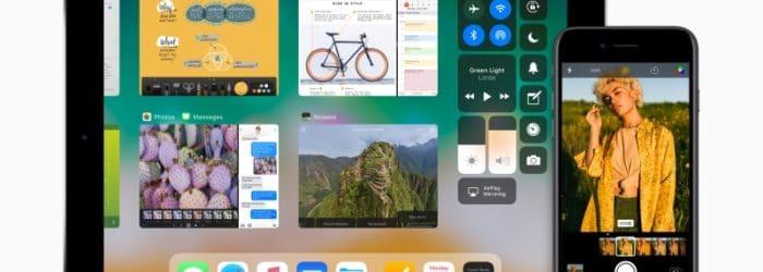 Apple presenta oficialmente iOS 11. Todo lo que debes saber aquí.