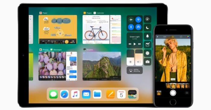 iOS 11 iPhone y iPad