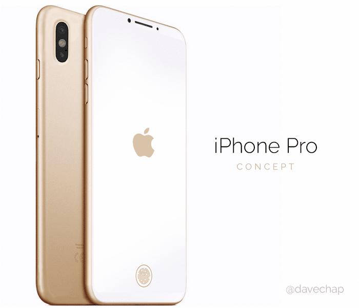 iPhone Pro bt Dave Chapman