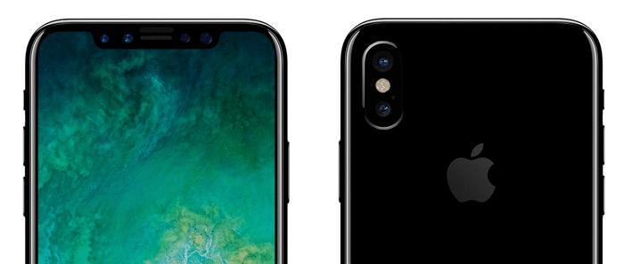 iPhone 8 Maqueta