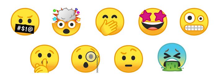 Estos son los nuevos emojis que viene para el iPhone y el iPad