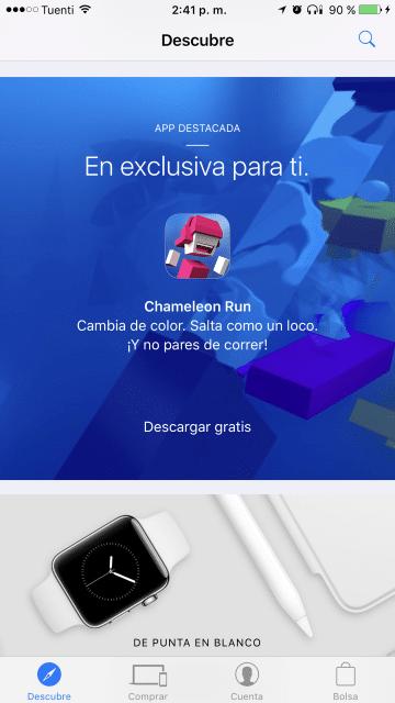 Chemeleon Run gratis