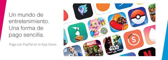 Apple ya te permite usar PayPal como forma de pago en la App Store