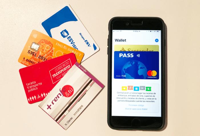 Tarjetas NFC RFID