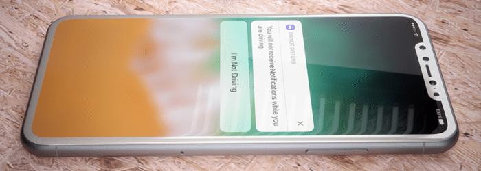 Nuevos renders del iPhone 8 nos hacen soñar con lo que vendrá