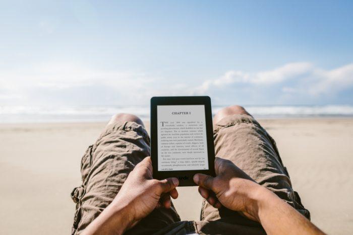 Lectura en el Kindle