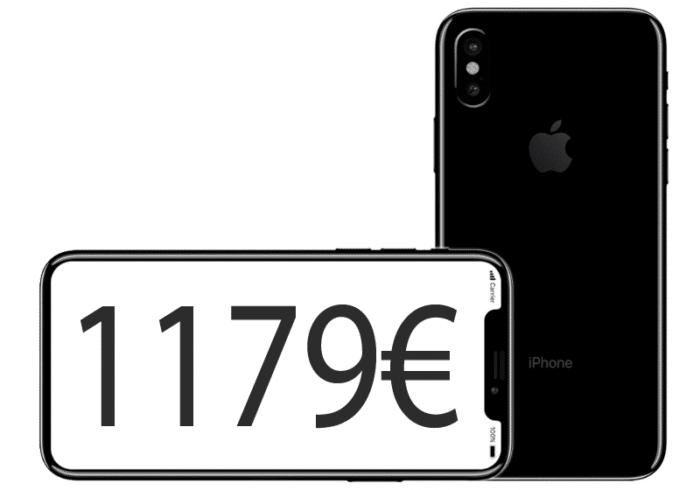 precio iPhone ocho de 64GB
