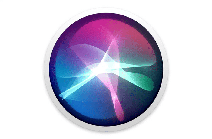 Nuevo logo Siri