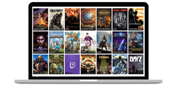 Twitch Desktop MacOS