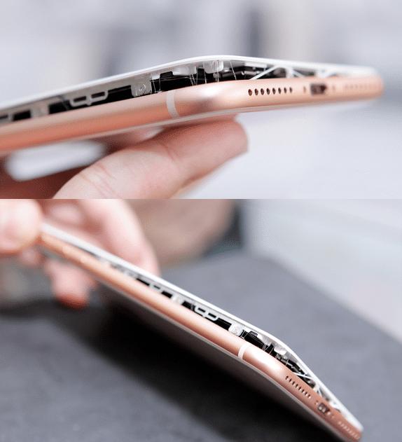 iPhone 8 problema batería