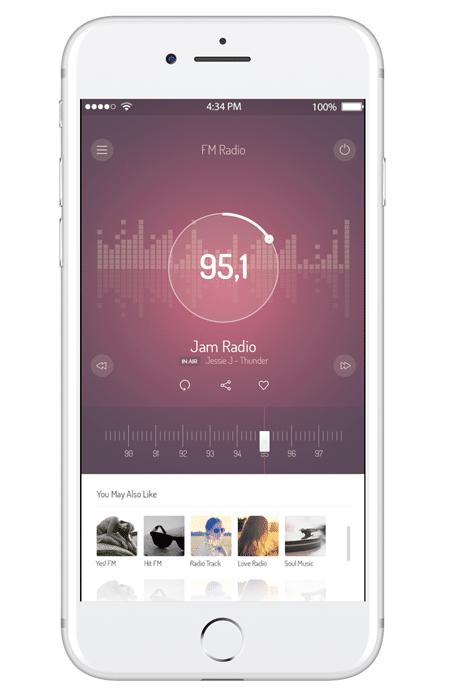 Radio FM en el iPhone