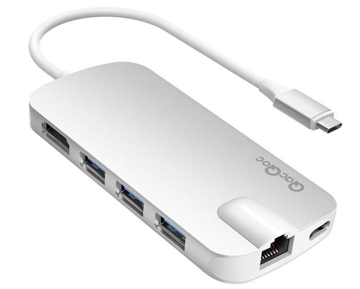 Concentrador USB-C