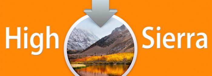 Apple lanza una nueva actualización para corregir dos graves problemas en macOS High Sierra