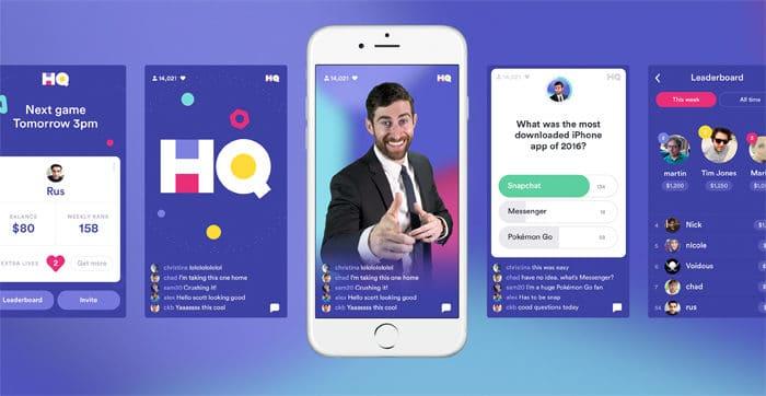 HQ Trivia iOS