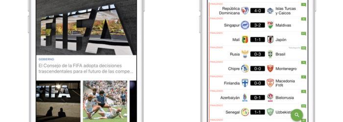 Las mejores apps para seguir el mundial de Rusia 2018 en tu dispositivo Apple