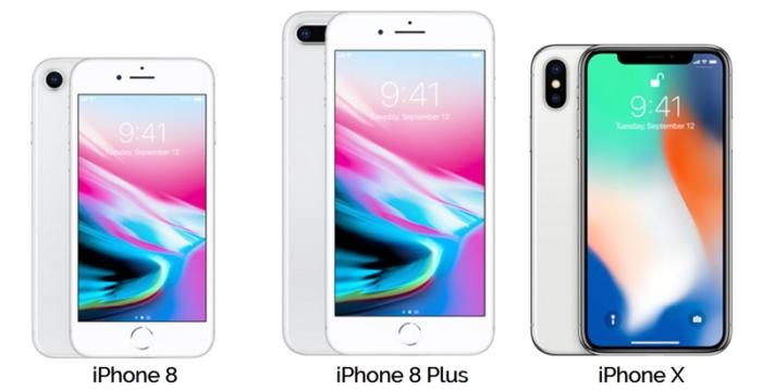 Comparativas iPhones