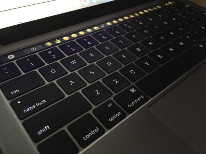 Nuevo teclado macbook