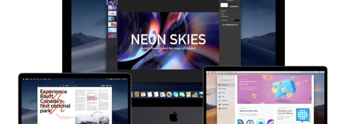 MacOS Mojave fue lo mejor de la keynote de Apple