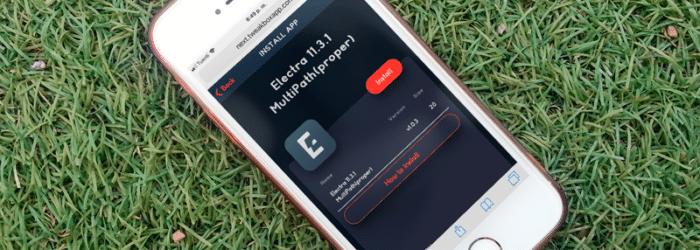 Cómo hacerle el jailbreak a tu iPhone con iOS 11 con Electra