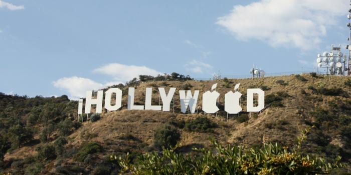 Apple en Hollywood