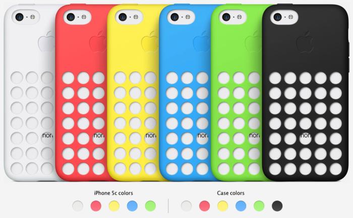 Fundas iPhone 5C