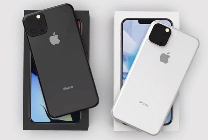 Apple se suma a la moda de los teléfonos con tres cámaras traseras