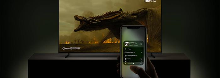 Los televisores de Samsung soportarán AirPlay 2 y vendrán con iTunes Movies de fábrica