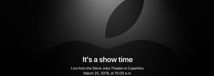 Apple envía las invitaciones para su evento del 25 de Marzo