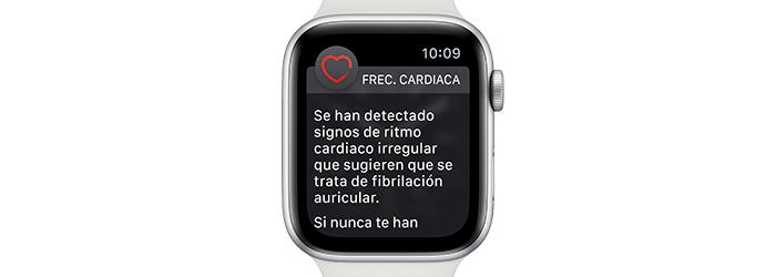 Desde hoy ya puedes hacerte un electrocardiograma y recibir notificaciones de ritmo cardíaco irregular con tu Apple Watch
