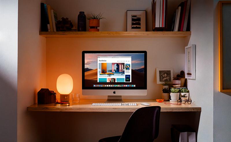 iMac hogar