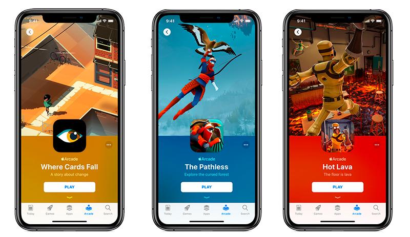 Juegos Apple Arcade
