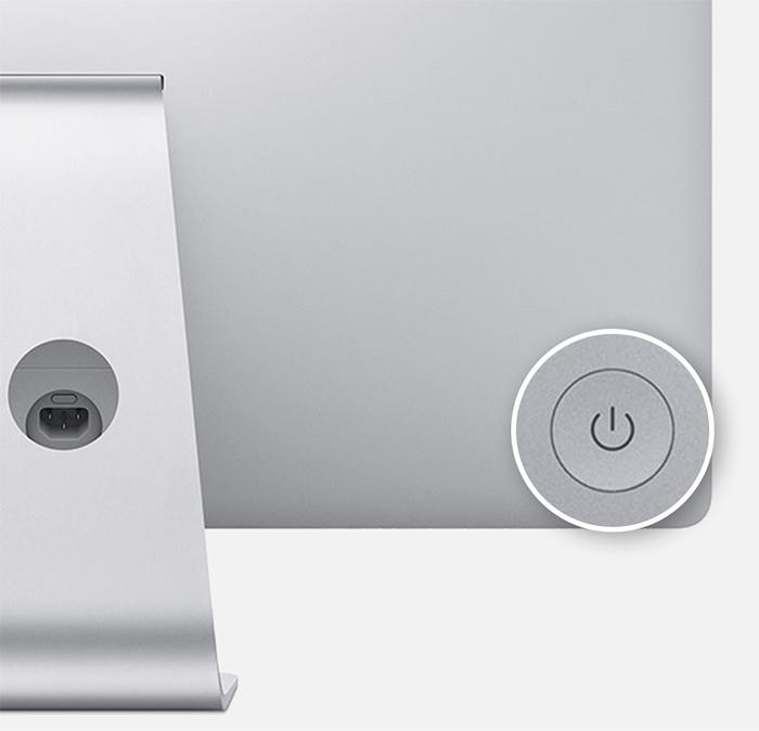 iMac Power Button