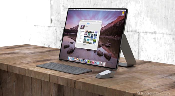iMac flexible