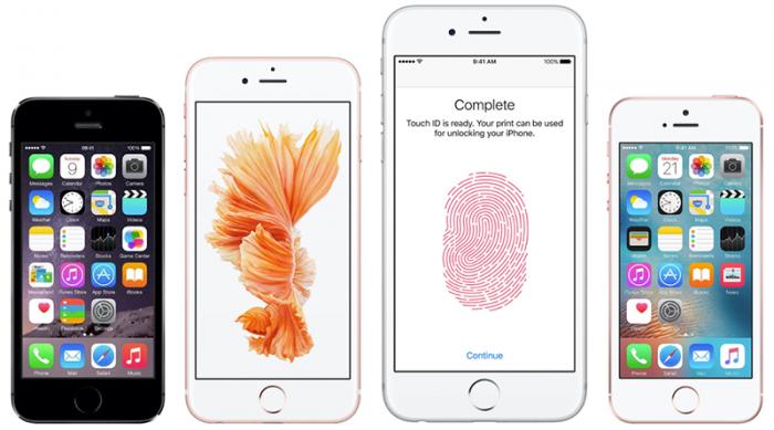 iPhones sin iOS 13