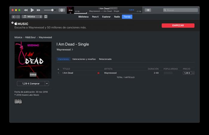 Final de iTunes