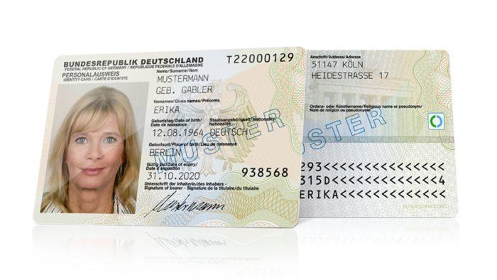 ID Alemán