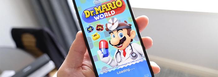 Dr. Mario World ya está disponible para iOS