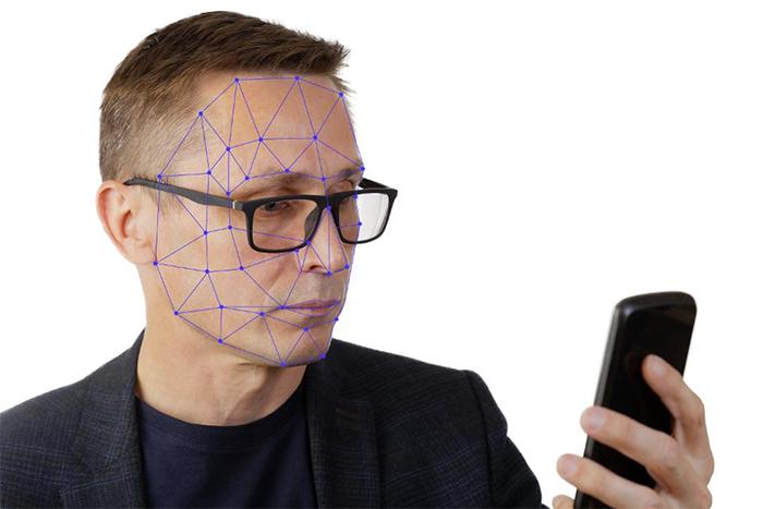 Face ID con gafas