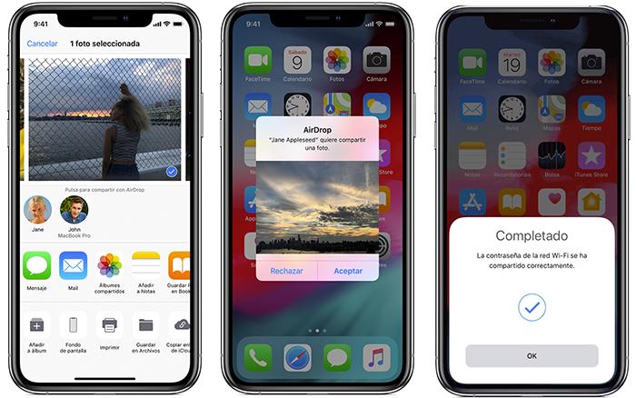iOS seguridad