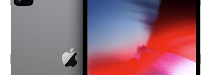 El nuevo iPad Pro también tendrá un arreglo de cámara triple