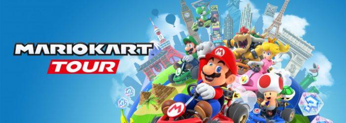 Mario Kart Tour disponible para iPhone y Android el próximo 25 de septiembre