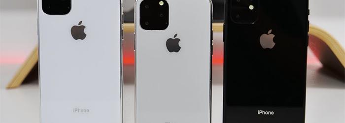 Apple lanzará tres versiones del iPhone 11 en Septiembre