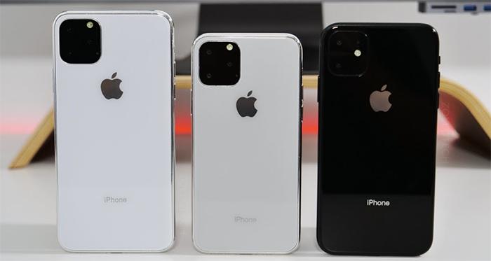 Nuevos iPhones 2019