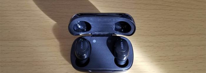 Review de los auriculares bluetooth EP-T16S de AUKEY